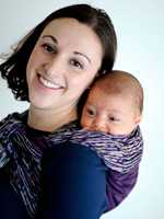 Versatile Baby Carriers - Wrapsody Stretch Hybrid