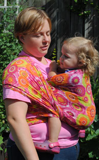 Checklist For Using Your New Baby Wrap Carry Me Away
