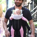 Jeremy Sisto baby carrier