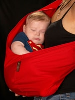 Superman-Halloween-Babywearing-Costume