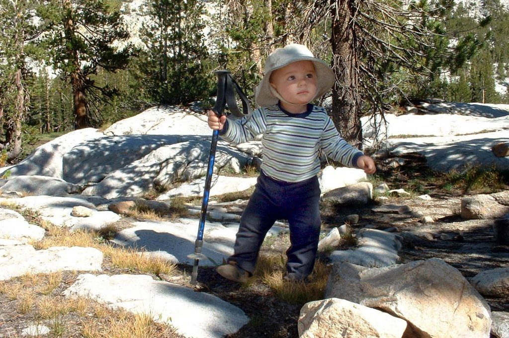 Hiking with a baby | Baby Hiking Carriers