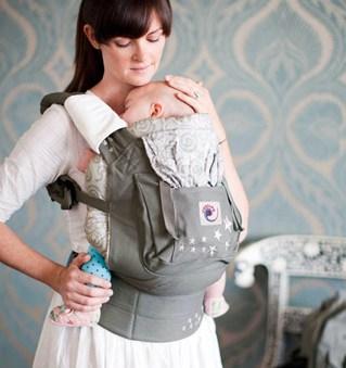 baby ergo infant insert instructions