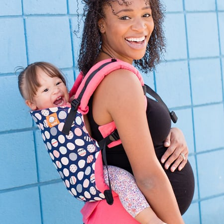 Tula Carrier Best Baby Carriers to Use While Pregnant