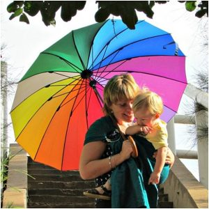 Umbrella-for-summer-babywearing