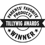Tillywig Awards Parents Favorite Products Winner