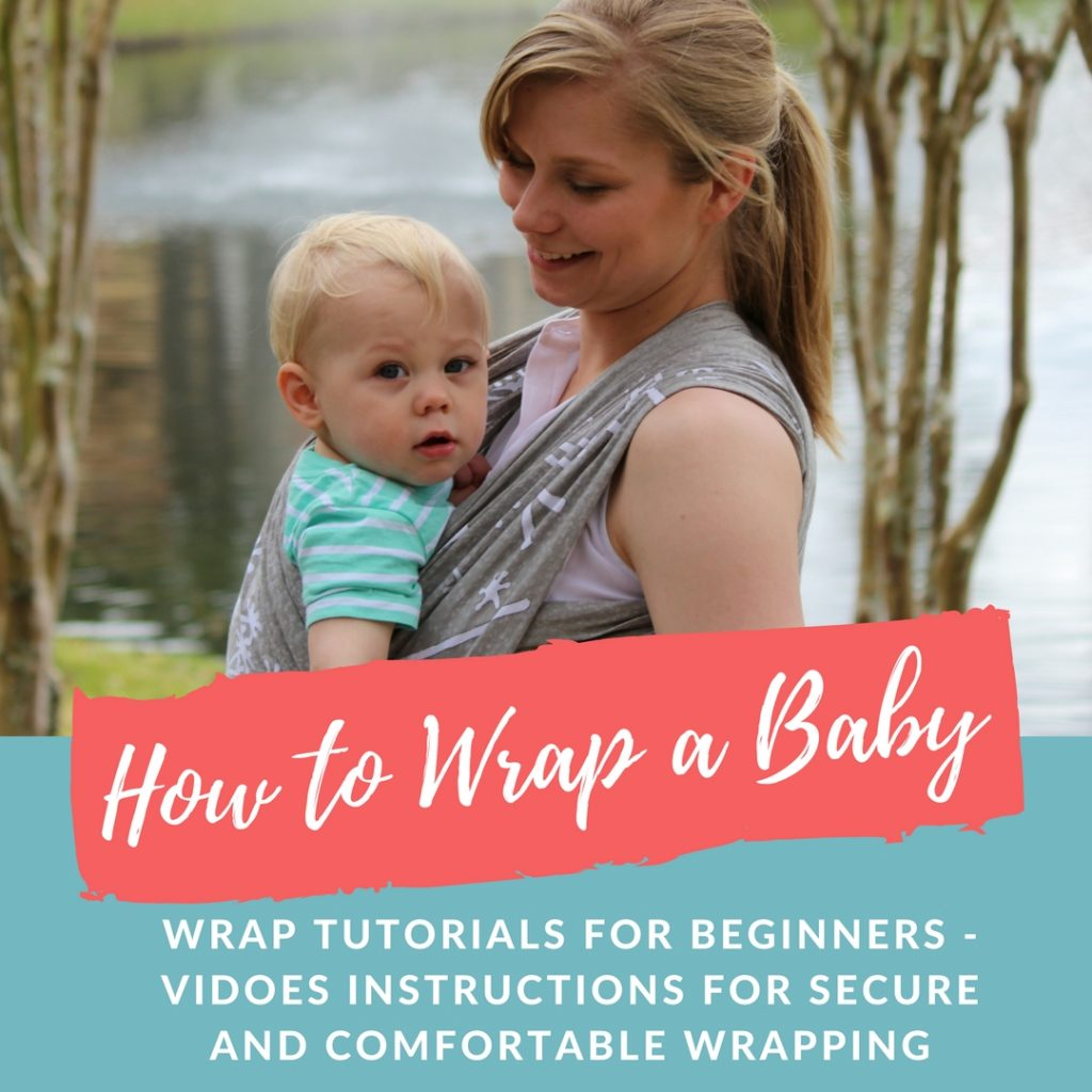 HOw to wrap a baby for beginners | Beginner Wrapping Videos