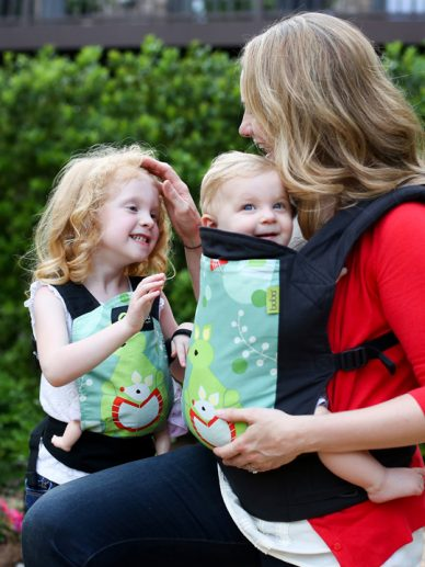 Kangaroo Boba Carrier | Boba Baby Carriers