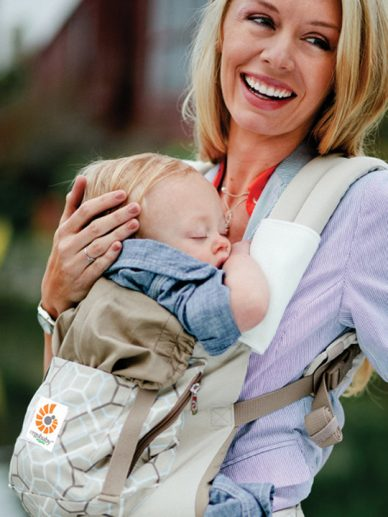 Lattice Organic Ergobaby Carrier