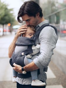 Carbon Grey Cool Air Ergobaby 360|Ergo Baby Carriers