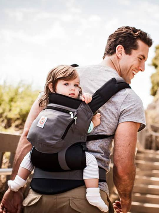 Ergobaby Performance Carrier Carry Me Away