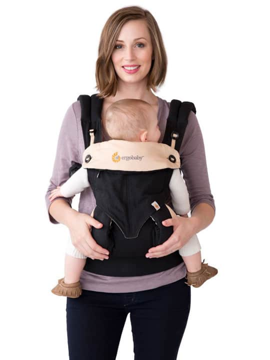 Ergobaby 360 Carrier Four Position Carrier Including