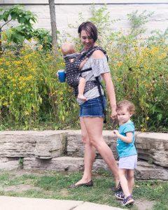 Janet CMA Babywearing TEam