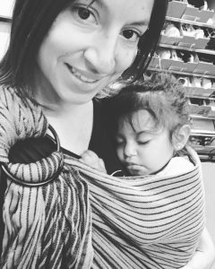 Maria CMA Babywearing Team