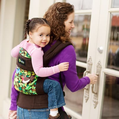 Best child carriers for toddlers