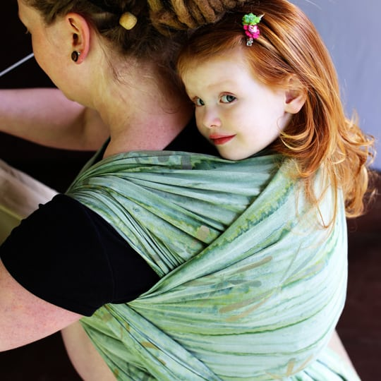 Woven Baby Wrap Carriers & Stretchy Baby Wrap Carriers