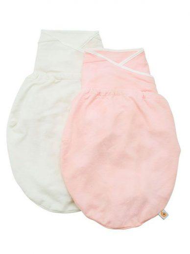 Pink & Natural Ergobaby Swaddler|Ergobaby Ergonomic Swaddlers