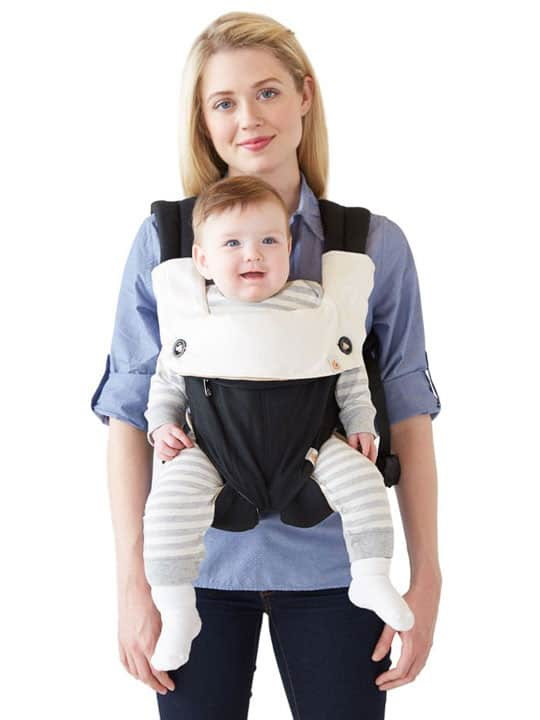 Ergo Baby Carrier Front Carry Facing Out