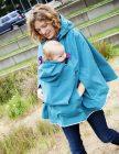 Babywearing Poncho|Baby Carrier Rain Gear
