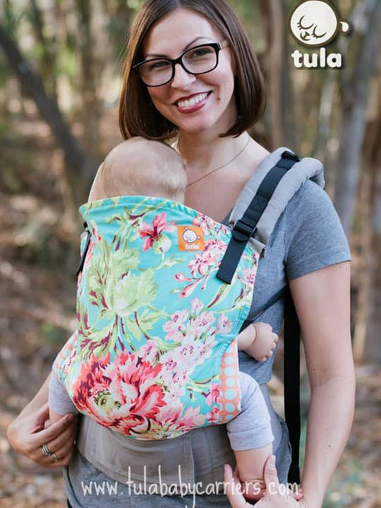 Bliss Bouquet Tula |Tula Baby and Toddler Carriers