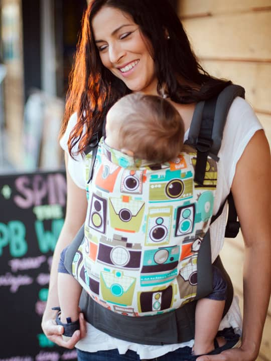 Aperture Tula Carrier|Tula Baby & Toddler Carriers