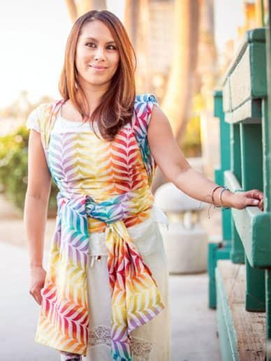 Migaloo Delight Tula Cotton Wrap|Tula Woven Wraps