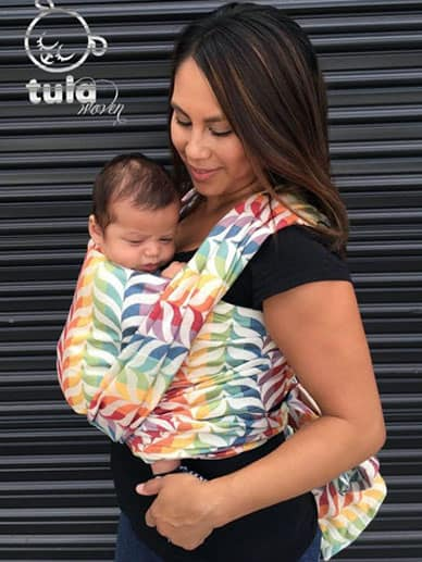 Migaloo Happy Tula Tencel/ Cotton Wrap|Tula Woven Wraps