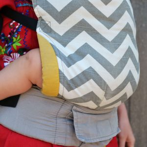 Tips for Getting Comfy in Buckle Carrier
