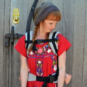 Getting comfy in buckle carrier - chest strap do