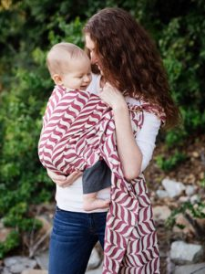 Migaloo Passion Tula Ring Sling|Wrap Conversion Ring Slings