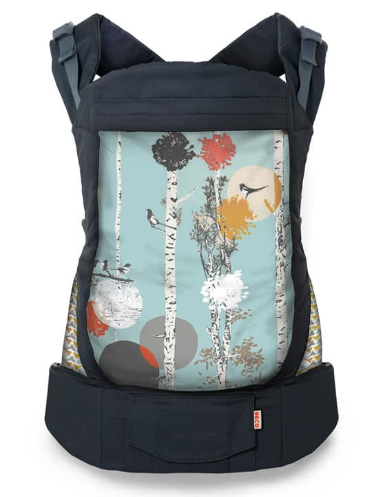 Mint Birch Beco Toddler Carrier|Beco Baby & Toddler Carriers