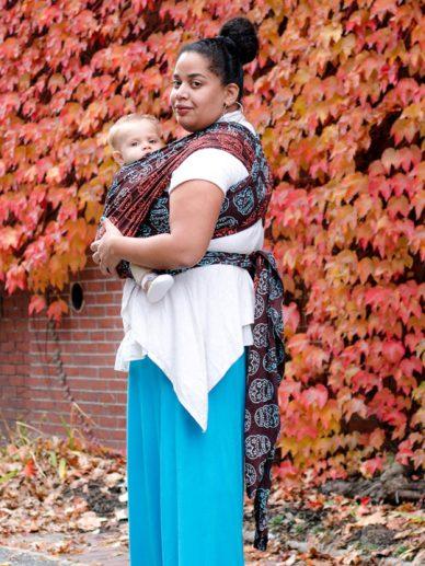 Vesta Wrapsody Hybrid Wrap|Wrapsody Baby Wraps