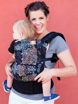 Abalone Tula Batik|Tula Baby and Toddler Carriers
