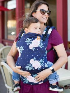 Blossom Tula Carrier | Tula Baby Carrier | Tula Carriers | Tula Toddler Carrier