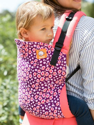 Coral Reef Tula Carrier | Tula Baby Carrier | Tula Carriers | Tula Toddler Carrier