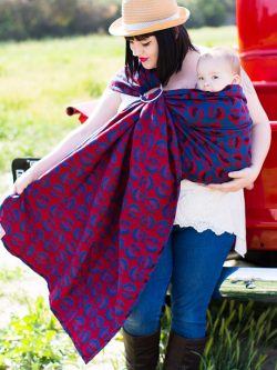 Dorothy Tula Ring Sling | Tula Ring Slings | Wrap Conversion Ring Sling