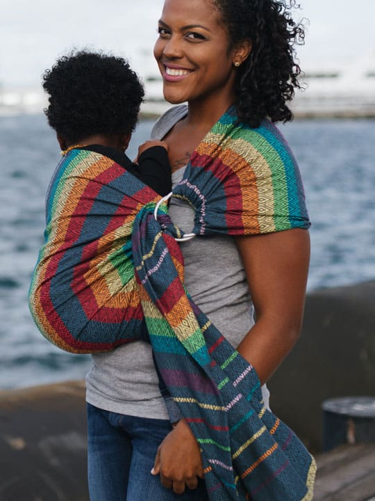 Tula Wrap Conversion Ring Sling Carry Me Away