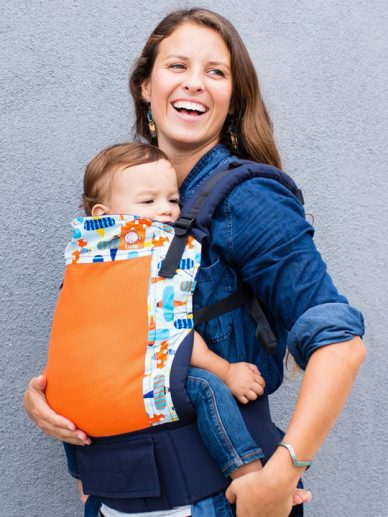 Coast Pilot | Tula Coast |Tula Baby Carriers |Tula Toddler Carriers