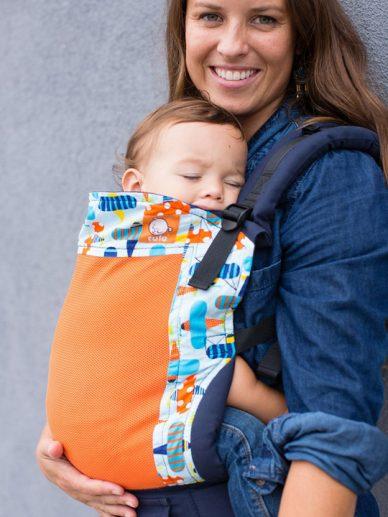Coast Pilot | Tula Coast Carrier | Tula Baby Carrier | Tula Coast Toddler Carriers | Baby Carriers for Hot Weather