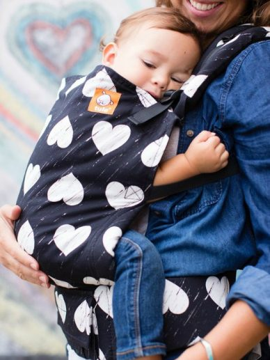 Wild Hearts Tula Carrier Carriers Baby