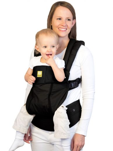 Black Lillebaby Complete All Seasons|Lillebaby Carrier