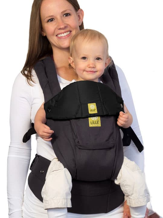 Charcoal/Black Lillebaby Complete Original|Lillebaby Carrier