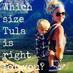 What size Tula? Standard Tula vs. Toddler Tula
