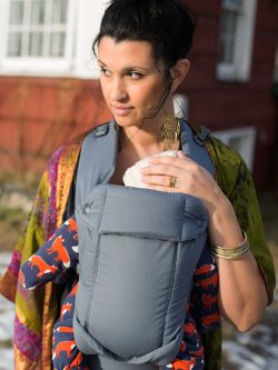 Grey Beco Gemini|Beco Baby Carrier
