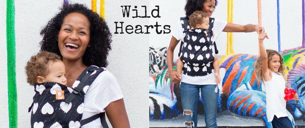 Wild Hearts Tula Carrier | Tula Carriers | Tula Carriers |Tula Baby Carrier | Tula Toddler Carrierr