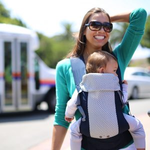 Summer Baby Carriers Beco Gemini Cool