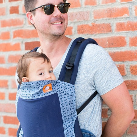 Jagger Coast | Tula Coast |Tula Baby Carriers |Tula Toddler Carriers