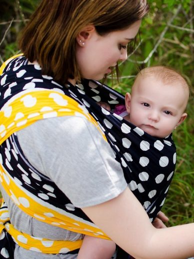 Lucy Wrapsody Breeze | Wrapsody Baby Wraps