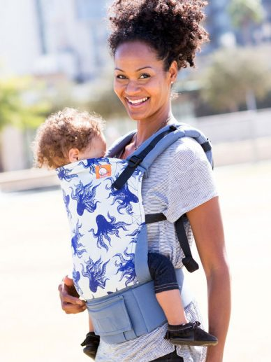 Inked Tula Carrier | Tula Carriers | Tula Baby Carriers | Tula Toddler Carriers