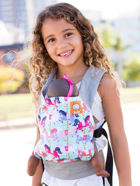Tula Mini Doll Carrier Children S Doll Carriers Carry