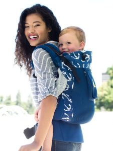 Anchors Away Carry On Air Lillebaby | Lillebaby Carry On Toddler | Toddler Carriers | Carriers for Toddlers